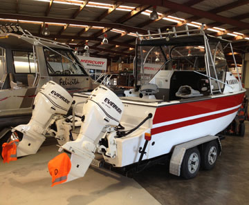 Outboard repowering outboard marine technologies for Yamaha repower cost
